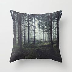 Slimmingpiggy The Mountians Forest Throw Pillow Case Of ,20 X 20 Inches / 50 By 50 Cm Decoration,gift For Wife,bedroom,adults,chair,valentine,teens Boys (twice Sides)