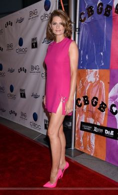EVENTS: Stana Katic - CBGB Premiere in Los Angeles (2013)