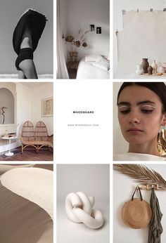 Inspiration moodboard curated by Eleni Psyllaki for My Paradissi Instagram Feed Layout, Instagram Design, Instagram Story Ideas, Layout Inspiration, Moodboard Inspiration, Office Interior Design, Mood Board Interior, Mood Boards, Style Guides