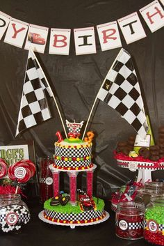 Disney Cars/Children Birthday Party Ideas | Photo 1 of 54 | Catch My Party