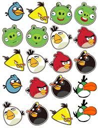 Plan an angry bird birthday party with an angry birds craft activity. Fun and easy angry birds crafts for kids. Ideas for making angry bird crafts. Cumpleaños Angry Birds, Festa Angry Birds, Vogel Clipart, Bird Clipart, Angry Birds Desenho, Bird Birthday Parties, Bird Party, Bird Theme, Bird Crafts