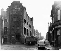 In A City Living, previously unpublished and out of print images, many from Liverpool Records Office. Banks Building, Tower Building, Street Football, Hunter Street, Central Building, St Anthony's, Liverpool History, Underground World, Hatton Garden