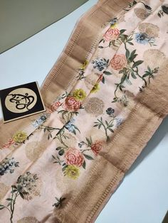 Floral Blouse, Floral Tie, Floral Crib Sheet, Exclusive Collection, Silk Sarees, Happy Shopping, Product Launch, Pure Products, Fabric