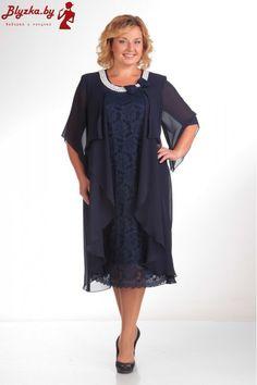 Блузка.бай | Платье 343