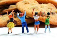 Woo hoo!  Cookies!