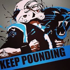 Let's do this Panthers