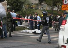 TERROR IN JERUSALEM: ONE DEAD AS PALESTINIAN DRIVER RAMS VAN INTO CROWDED LIGHT RAIL STATION - At least 14 people were injured, three of them seriously, in the attack which occurred at two separate locations near the light rail in the capital.