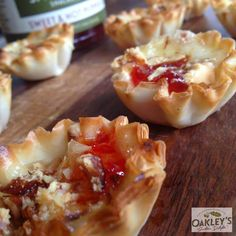 Our cousin Lee Oakley  makes the most delicious pepper jelly from an old treasured Douglas family recipe. She incorporates this yu...
