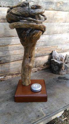 """Statue bois flotté"""" Joll"""" Décoration Pyrénées-Orientales - leboncoin.fr"""