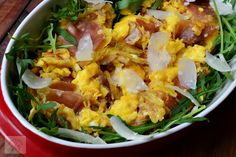 Frittata cu dovlecei si marar - CAIETUL CU RETETE Avocado, Prosciutto, Cabbage, Food And Drink, Cooking Recipes, Vegetables, Appetizers, Salads, Lawyer
