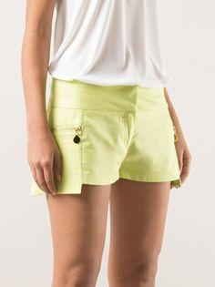 MELLINA - Shorts verde lima 8
