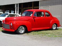 Via 21 Super Cars : História do Mercury