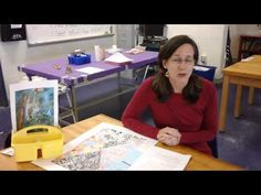 ▶ How to run Art Stations in the Classroom, Nuts & Bolts - YouTube