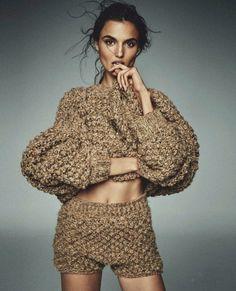 Elle Spain, Vogue Spain, Vogue Korea, Vogue Uk, Uk Fashion, Fashion News, Boho Fashion, Autumn Fashion, Noemie Lenoir