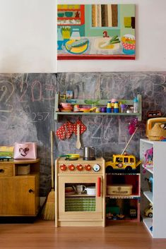 I am so sick of these awesome diy play kitchens. Mostly because I don't have one yet!