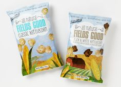 Elements Design did an awesome job with our new Kettle Corn package.  What do you think of the name Fields Good?