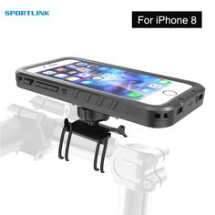 Plastic SZBMEI Bike Phone Mount Anti Shake and Stable Cradle Clamp with 360/° Rotation Bicycle Phone Mount//Bike Phone Holder for iPhone Android GPS Other Devices 3.5 to 6.5 inchs