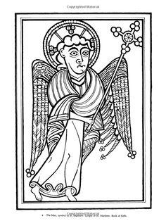 Celtic Design Coloring Book Dover Books Ed Sibbett Jr