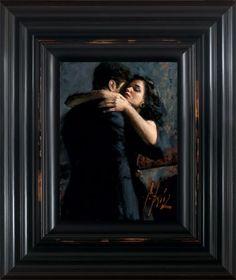 The Embrace III by Fabian Perez