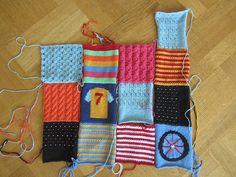 Ravelry: Debbie Abrahams Mystery Blanket 2012 pattern by Debbie Abrahams
