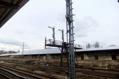 https://flic.kr/p/WrxyYM   Mechanische-Eisenbahnsignale Formsignale,Bahnhof Zittau
