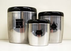 vintage westbend canisters