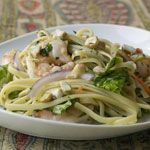 Thai Shrimp Salad with Spicy-Sour Dressing Recipe | MyRecipes.com