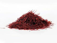 Home of Spices Kashmiri Saffron Bottle, 1 g Growing Saffron, How To Dry Basil, Gourmet Recipes, Farmer, Spices, Herbs, Pure Products, Amazon, Natural