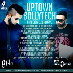 AIDC - Uptown Bollytech By DJ Nick & DJ Baldave Latest Albums, Dj, Music, Movie Posters, Musica, Musik, Film Poster, Music Games, Film Posters