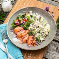 Torka sommarblommorna och ha dem i maten Aioli, Jamie Oliver, Paella, Tex Mex, Bruschetta, Feta, Starters, Cobb Salad, Potato Salad