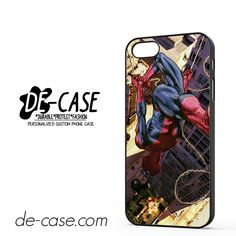 Spiderman Webing DEAL-9892 Apple Phonecase Cover For Iphone SE Case