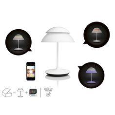 Philips Hue Beyond Tafellamp - Enkel