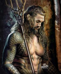 Who's ready for the King Tide? ♀️ #Alii #JasonMomoa #PrideOfGypsies #Aquaman #JusticeLeague #UnderwaterBadass #ArthurCurry #ICantFuckingWait