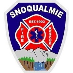 City of Snoqualmie Fire Department Logo