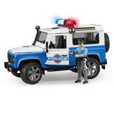 Land Rover Polis Aracı Ve Polis Memuru 02595