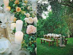 soft and modern wedding inspiration - photo by ArinaB Photography http://ruffledblog.com/soft-and-modern-wedding-inspiration