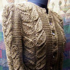Free Irish Aran Knitting Patterns | Aran Cardigan Knitting Patterns – Catalog of Patterns