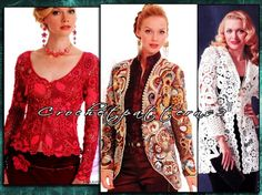 Buy Two Crochet Patterns and Save