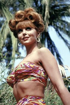 Ginger! Gilligan's Island - Curves = sexy