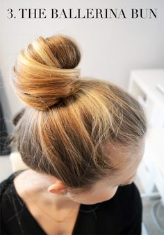 3 Office to Gym Hairstyles | Shannon Gail