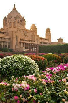 Umaid Bhawan Palace - The Best Hotel in the world, Jodhpur, Rajasthan.