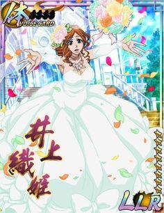 A collection of cards from Bleach Bankai Battle. Bleach Manga, Orihime Bleach, Ichigo And Orihime, Inoue Orihime, Bleach Fanart, Chica Anime Manga, Kawaii Anime, Anime Art, Bleach Pictures