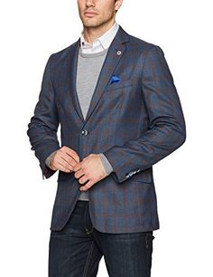 "2 button slim fit sport coat with flap pockets and a notch lapel   	 		 			 				 					Famous Words of Inspiration...""Individual rights are not subject to a public vote; a majority has no right to vote away the rights of a minority; the political function of rights is precisely to protect...  More details at https://jackets-lovers.bestselleroutlets.com/mens-jackets-coats/suits-sport-coats/sport-coats-blazers/product-review-for-ben-sherman-mens-two-button-fulwill-slim-f"