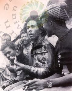 *The Wailers* Carlton 'Carlie' Barrett, Bob Marley & Peter Tosh. Trench Town, Kingston, Jamaica, 1972. More fantastic pictures, music and videos of *Bob Marley & The Wailers* on: https://de.pinterest.com/ReggaeHeart/