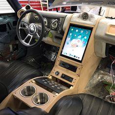 Pin by Sergiu Ciontu on Case Truck Mods, Car Mods, Custom Trucks, Custom Cars, Chevy Trucks, Pickup Trucks, Vw Mk1, Volkswagen, Custom Car Interior