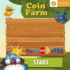 Golden Farm, Make Money Online, How To Make Money, Farm Online, Buy Birds, Bitcoin Cryptocurrency, Invite Your Friends, Seo Services, Blockchain