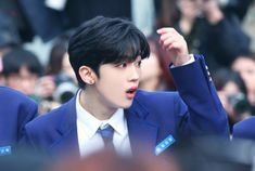 oh my god! Why my hair looks like this? Lee Dong Wook, Another Love, My Love, Kim Song, Boyfriend Photos, Le Net, Love U Forever, Na Jaemin, Produce 101