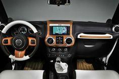 2015 Jeep Wrangler Unlimited Interior
