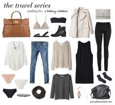 TRAVEL Capsule Wardrobe on Pinterest | Capsule ...