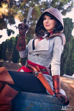 Riddle's Messy Wardrobe Assassin #Cosplay from Assassin's Creed